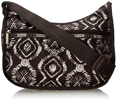 LeSportsac Classic Hobo Handbag,Tanzania,One Size