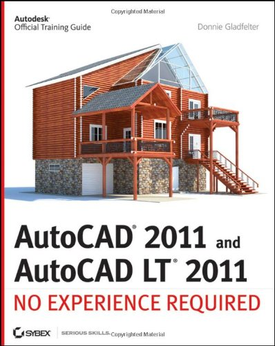 AutoCAD 2011 and AutoCAD LT 2011: No Experience Required - Sybex - 0470602163 - ISBN:0470602163