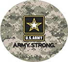 United States Army Strong Tire Covers: E10 - 30 x 10 Inch