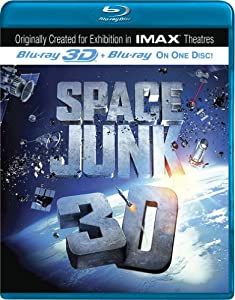 Space Junk (IMAX)(3D) [Blu-ray] from IMAGE ENTERTAINMENT