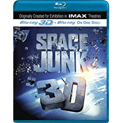 Space Junk (IMAX)(3D) [Blu-ray]