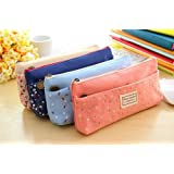ONOR-Tech Lovely Cute Multi-Fuctional Pencil/Pen Case Bag Pounch Cosmetic Makeup Bag Case