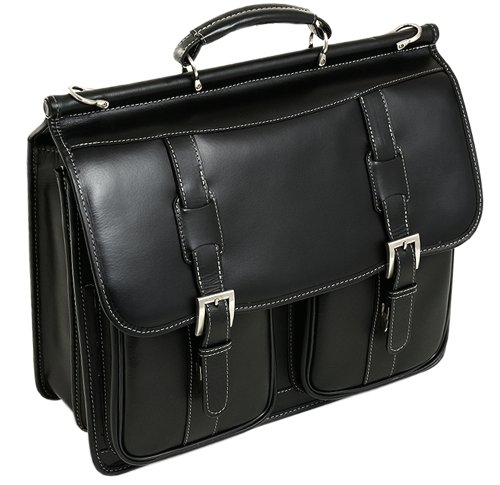 siamod-25595-signorini-oil-pull-up-leather-double-compartment-laptop-case-black