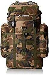 Everest Woodland Camo Hiking Pack
