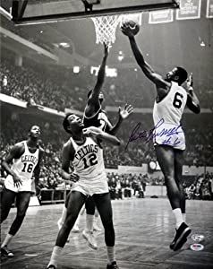 Bill Russell Autographed Hand Signed Boston Celtics 16x20 Photo PSA DNA #T98937