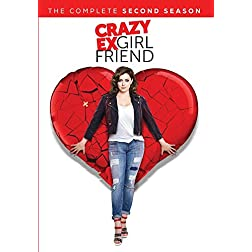 Crazy Ex-Girlfriend: The Complete Second Season