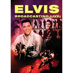 Elvis Broadcasting Live