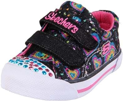Amazon Skechers Twinkle Toes Lookies Baby Buds Light