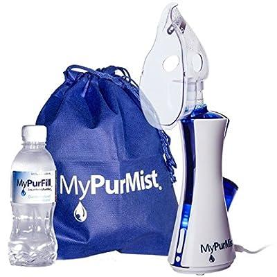 MyPurMist Handheld Steam Inhaler / Steam Vaporizer / Personal Steam Inhaler