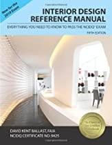 Free Interior Design Reference Manual: Everything You Need to Know to Pass the NCIDQ Exam Ebook & PDF Download