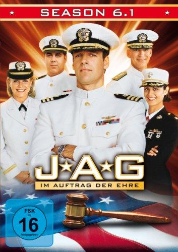 JAG: Im Auftrag der Ehre - Season 6, Vol. 1 [3 DVDs]