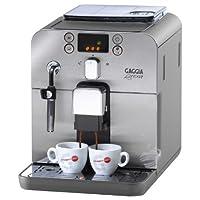 Gaggia Brera Superautomatic Espresso Machine, Silver