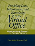 img - for Providing Data, Information and Knowledge to the Virtual Office book / textbook / text book
