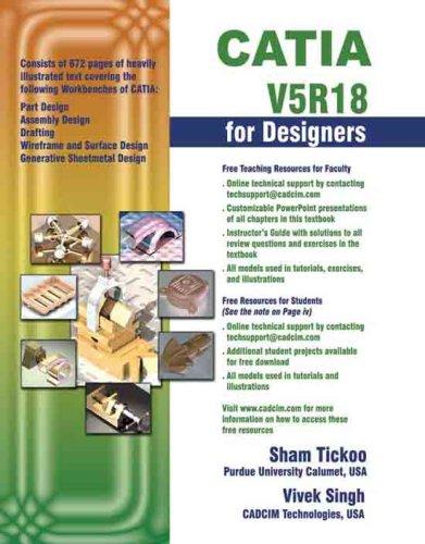 CATIA V5R18 for Designers