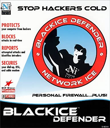 Black Ice Defender Antivirus