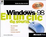 echange, troc Jerry Joyce, Marianne Moon - Microsoft Windows 98 en un clic de souris