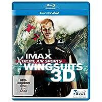 Wingsuits 3D [3D Blu-ray]