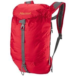 Marmot Kompressor Daypack - Team Red