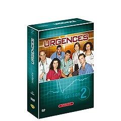 Urgences : L'Intégrale Saison 2 - Coffret 4 DVD