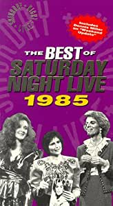 The Best of Saturday Night Live 1985 [VHS]