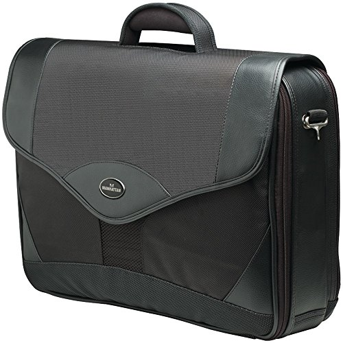 Zurich Notebook Computer Briefcase *** Product Description: Zurich Notebook Computer Briefcase Optimal Balance Of Style, Convenience And Storage For Mobile Professionals Front Flap With Magnetic Closure Secures Top-Load Computer Compartment Advan *** front-614645