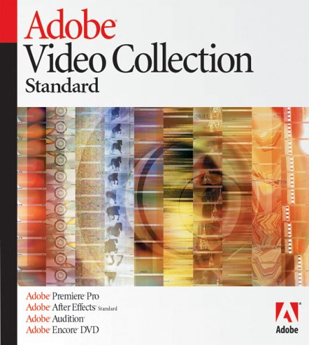 Video Collection 1 Standard Win (Premiere Pro, After Effects Std, Encore, Audition)