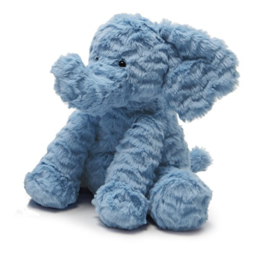 Jellycat Fuddlewuddle Elephant, Medium – 9″