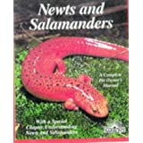 Newts and Salamanders (Complete Pet Owner's Manual)by Frank Indiviglio