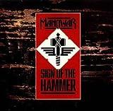 SIGN OF THE HAMMER (サイン・オブ・ザ・ハマー)(直輸入盤・帯・ライナー付き)