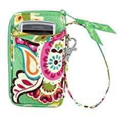 Vera Bradley All in One Wristlet in Tutti Frutti