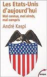Les Etats-Unis d'aujourd'hui par Kaspi
