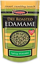 Seapoint Farms Dry Roasted Edamame  Wasabi 35-Ounce Pouches Pack of 12