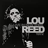 LOU REED Live In New York 1972 [VINYL]