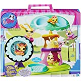 Littlest Pet Shop - A5122E240 - Poupée - La Base de Loisir Petshop