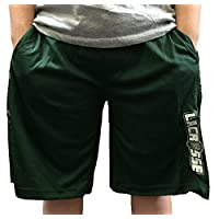 Lacrosse Panel Digital Camo Short 100% Polyester