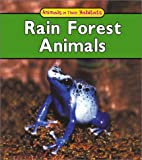 img - for Rain Forest Animals (Animals in Their Habitats) book / textbook / text book