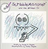 ScribbleMonster and the Broken TV