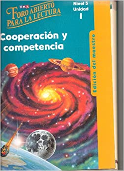 Foro Abierto Para La Lectura: Teacher Edition: Unit 1, Grade 5: Carl