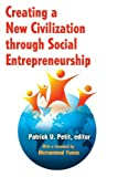 img - for Creating a New Civilization through Social Entrepreneurship book / textbook / text book