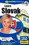Talk Now Learn Slovak: Essential Word...