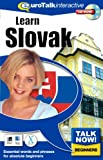 Talk Now Learn Slovak: Essential Words and Phrases for Absolute Beginners (PC/Mac)