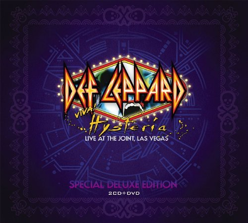 VIVA! Hysteria [2 CD/DVD Combo][Deluxe Edition] by Def Leppard (2013-10-22)