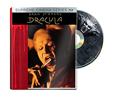 Bram Stoker's Dracula Supreme Cinema Series (Blu-ray + UltraViolet + Limited Edition Clear Case Packaging)