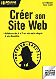Crer son site Web