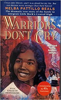 WARRIORS DON T CRY LESSON PLANS