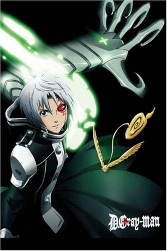 D.Gray-man 01 [DVD]