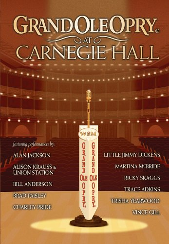 Various Artists - Grand Ole Opry at Carnegie Hall [DVD] [2006]