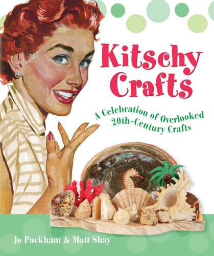 Kitschy Crafts: A Celebration Of Overlooked 20th Century Crafts