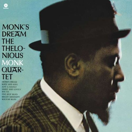 Monks-Dream-1-bonus-track-180g-VINYL-Thelonious-Monk-Quartet-Vinyl