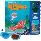 Vtech - 58085 - Jouet de Premier Age - Magi Livre Interactif - Nemo avec Lunettes 3D